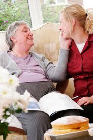Home Care Aide | TLC Your Way Home Care